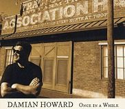 Damian-Howard Once in a While recorded at Toyland Recording Studio Melbourne