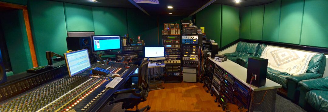 Toyland Control Room