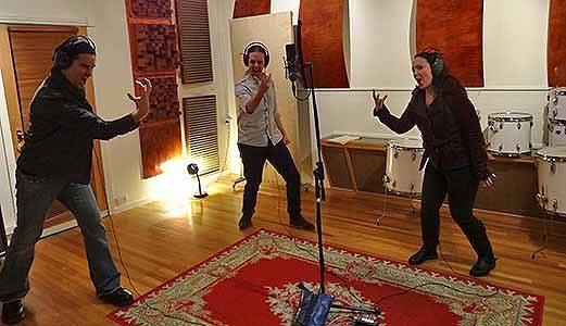 DIVINE ASCENSION group vocals