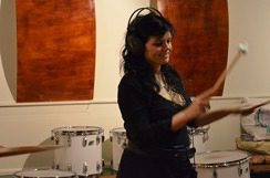 Wendy Rule at Toyland Recording Studio Melbourne