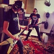 Mammoth Mammoth at Toyland Recording Studio Melbourne
