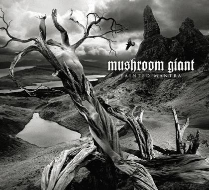 Mushroom Giant Painted Mantra