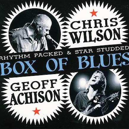 CHRIS WILSON & GEOFF ACHISON
