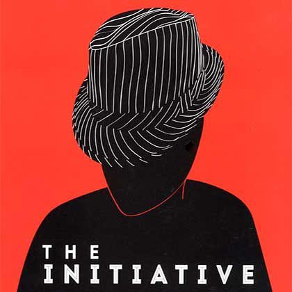 THE INITIATIVE Album Cover